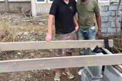 Hendrik Wilp und Samuel Okae 11/2019