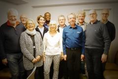 Mitgliederversammlung mit Vorstandswahl 01/2020
