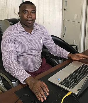 Dr. Eric Ofosu Antwi
